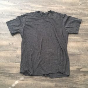 Men's Large Gray T-Shirt